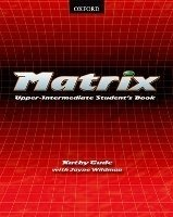 MATRIX UPPER INTERMEDIATE STUDENT´S BOOK