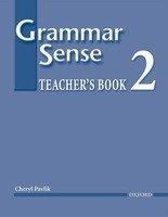 GRAMMAR SENSE 2 TEACHER´S BOOK + CD