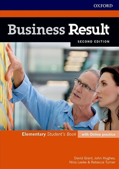 Business Result Elementary Student´s Book with Online Practice (2nd) - David Grant