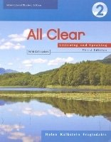 All Clear Second Edition 2 Student's Text (International Student's Edition) - FRAGIADAKIS, H. K.