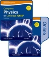 Complete Physics for Cambridge IGCSE Print and Online Student Book Pack, 3rd Ed. - Pople, S.