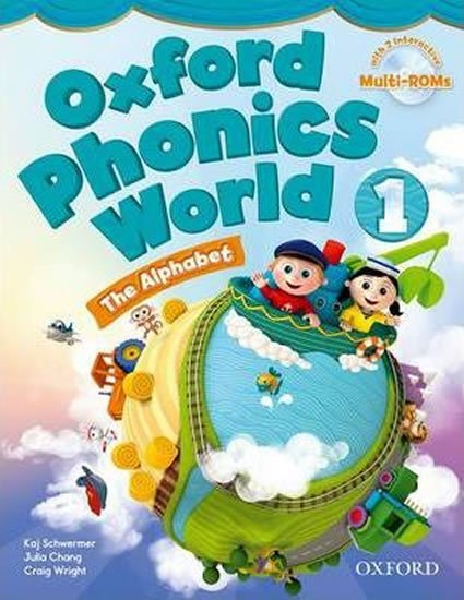 Oxford Phonics World 1 Student´s Book with Multi-ROM Pack
