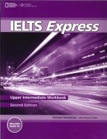 Ielts Express Second Edition Upper Intermediate Workbook + Workbook Audio CD - LISBOA, M.;HALLOWS, R.;UNWIN, M.
