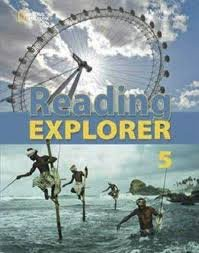 READING EXPLORER 5 CLASS AUDIO CD