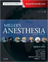 Miller's Anesthesia, 2-Volume Set, 8th Ed.