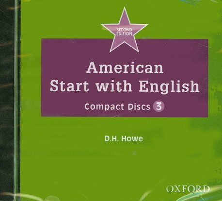 American Start with English 3 Class Audio CD - HOWE, D. H.