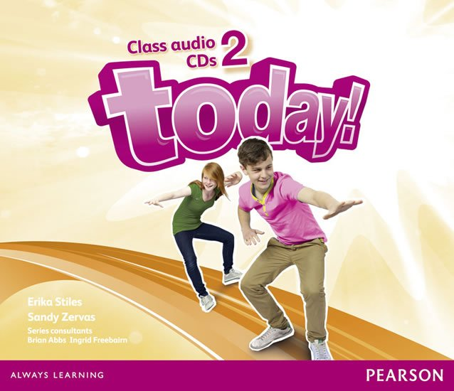 Today! 2 Class CD