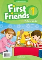 First Friends American Edition 1 Flashcards