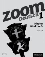 Zoom Deutsch 1 Higher Workbook - GRAY, O.