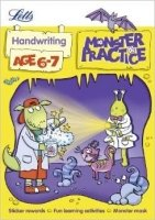 Handwriting Age 6-7 (Letts Monster Practice)