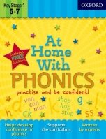 At Home With Phonics (age 5-7) - ROBERTS, J.