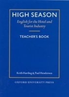 HIGH SEASON TEACHER´S BOOK