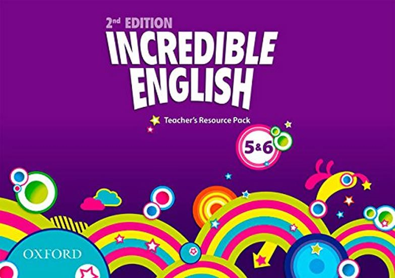 Incredible English 5-6 Teacher´s Resource Pack (2nd)