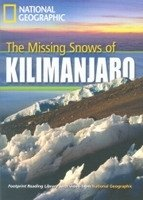 FOOTPRINT READERS LIBRARY Level 1300 - THE MISSING SNOW OF KILIMANJARO + MultiDVD Pack