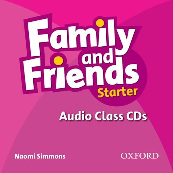Family and Friends Starter Class Audio CDs /2/