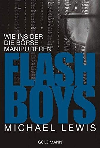 Flash Boys: Cracking the Money Code