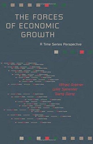 The Forces of Economic Growth : A Time Series Perspective