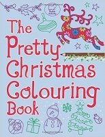 The Pretty Christmas Colouring Book - Rundle, J.