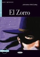 EL ZORRO + CD (Black Cat Readers ESP Level 2)