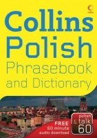 COLLINS POLISH PHRASEBOOK AND DICTIONARY