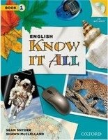 ENGLISH KNOW IT ALL 1 STUDENT´S BOOK + CD PACK