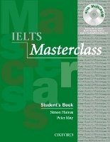 Ielts Masterclass Student´s Book + MultiRom Pack - HAINES, S.;MAY, P.