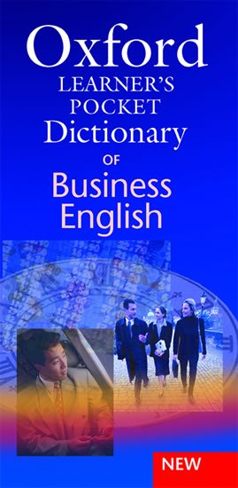 Oxford Learner´s Pocket Dictionary of Business English - Dan Parkinson