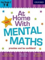 At Home With Mental Maths (age 7-9) - LINDSAY, S.