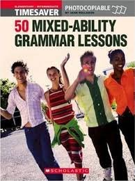 TIMESAVER: 50 MIXED-ABILITY GRAMMAR LESSONS