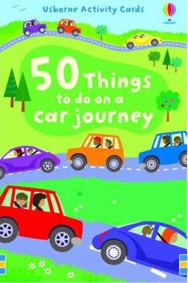 50 Things to Do on Car Journey - BECKETT;BOWMAN, L.