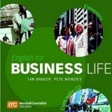 English for Business Life Elementary CD - BADGER, I.;MENZIES, P.