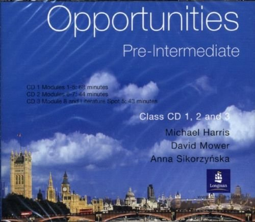 Opportunities Pre-Intermediate - Class CD