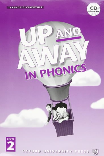 Up and Away in Phonics 2 Book + CD