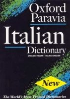 Oxford-paravia Italian Dictionary - BAREGGI, C.