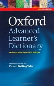 Oxford Advanced Learner´s Dictionary 8th International Student´s Edition - TURNBULL, J.