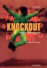 Knockout First Certificate Students Book - Peter May
