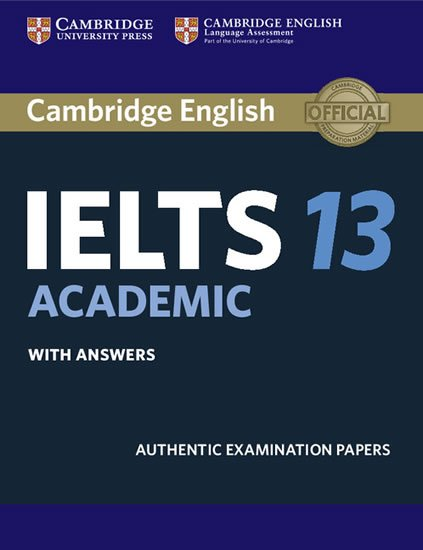 Cambridge IELTS 13 Academic Student´s Book with Answers - neuveden