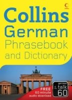 COLLINS GERMAN PHRASEBOOK AND DICTIONARY