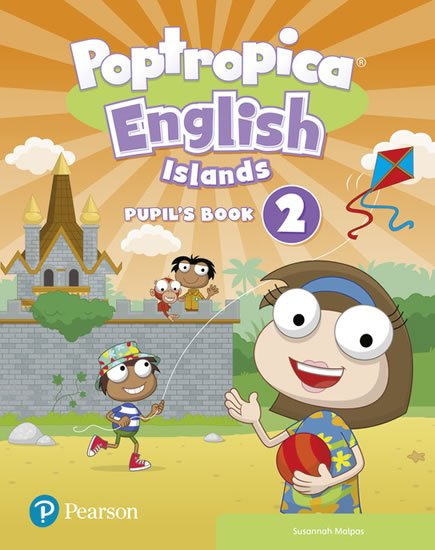 Poptropica English Islands 2 Pupil´s Book with Online World Access Code