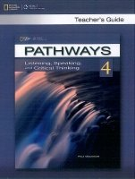 Pathways Listening, Speaking and Critical Thinking 4 Teacher´s Guide - MACINTYRE, P.