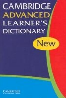 Cambridge Advanced Learner's Dictionary 2003 Ed.