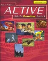 Active Skills for Reading Second Edition 1 Student´s Book - ANDERSON, N. J.