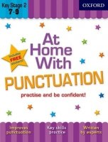 At Home With Punctuation (age 7-9) - LINDSAY, S.
