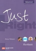 Just Right Advanced Workbook - HARMER, J.
