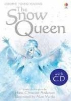 Usborne Young Reading Level 2: the Snow Queen + Audio CD Pack - SIMS, L.