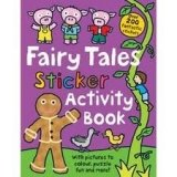 FAIRY TALES STICKER ACTIVITY BOOK