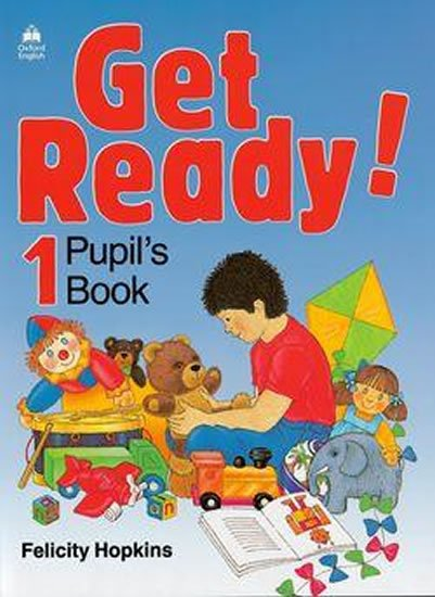 Get Ready! 1 Pupil´s Book