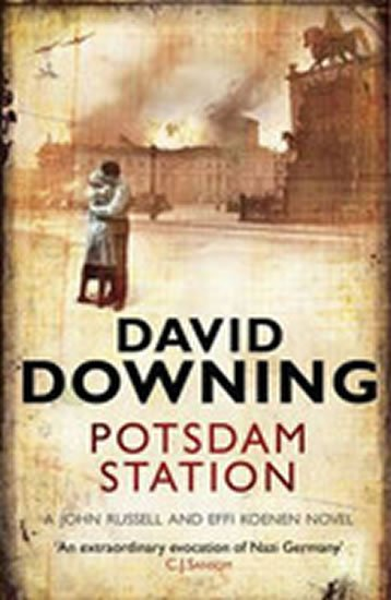 Postdam Station - David Downing