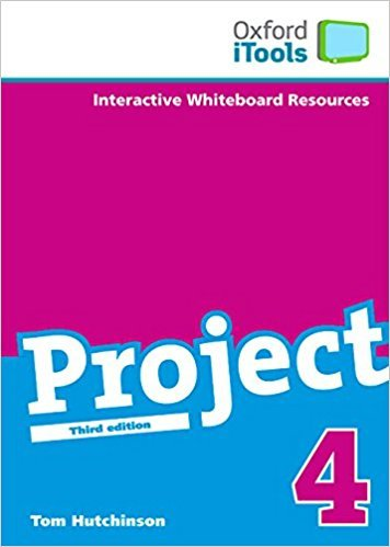 Project the Third Edition 4 iTools CD-ROM - HUTCHINSON, T.