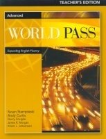 World Pass Advanced Teacher´s Book - CURTIS, A.;DOUGLAS, N.;JOHANNSEN, K. L.;MORGAN, J. R.;STEMPLESKI, S.